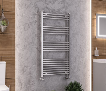 Eastbrook Wendover Chrome Towel Rails