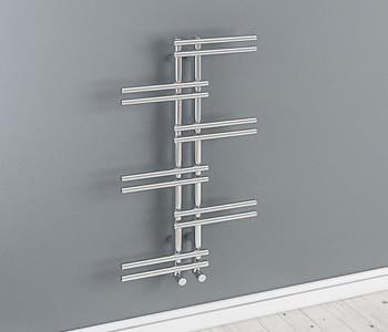Eastbrook Pesaro Chrome Designer Towel Rail