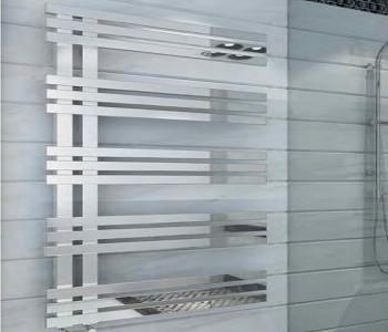 Eastbrook Rizano Designer Stainless Steel Towel Rails