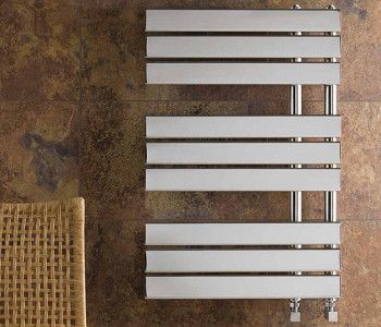 Eastbrook Leonardo Chrome Designer Towel Rails