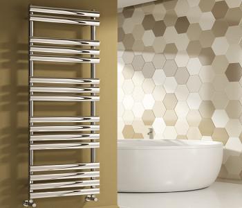 Reina Arbori Designer Oval Tube Towel Rails