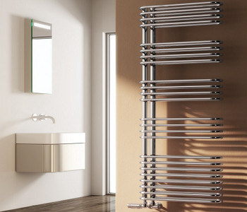 Reina Borgo Chrome Designer Towel Rails