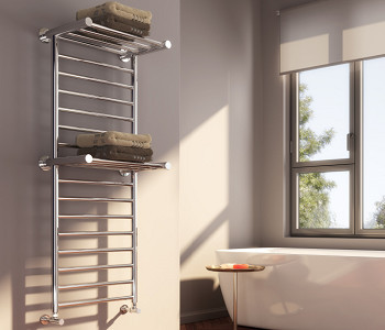 Reina Adena Stainless Steel Towel Rail Rack