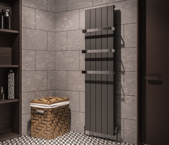 Eastbrook Rosano Aluminium Radiators
