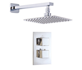 Phoenix Doccia Square Complete Shower Sets
