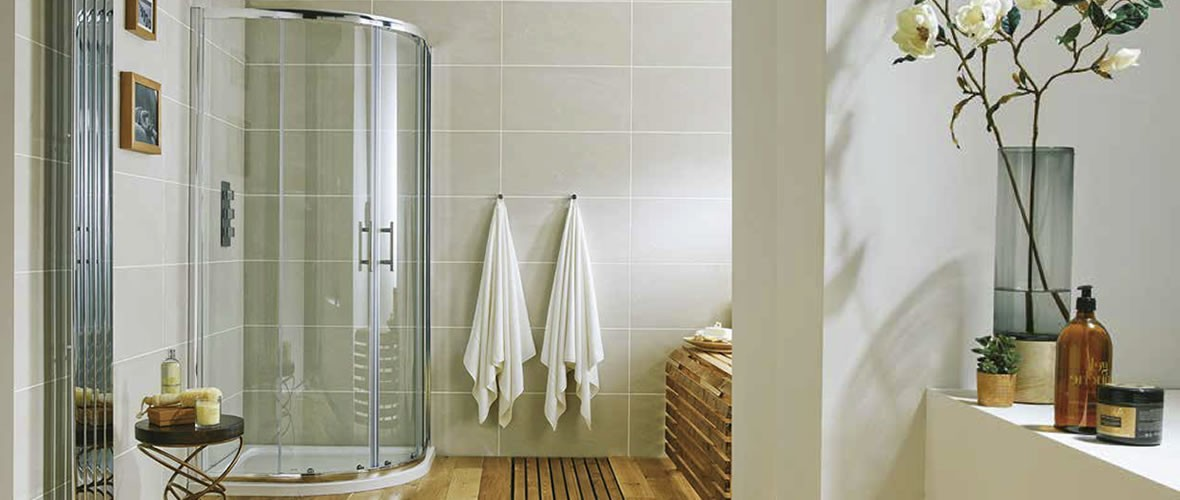 Luxurious Shower Enclosures